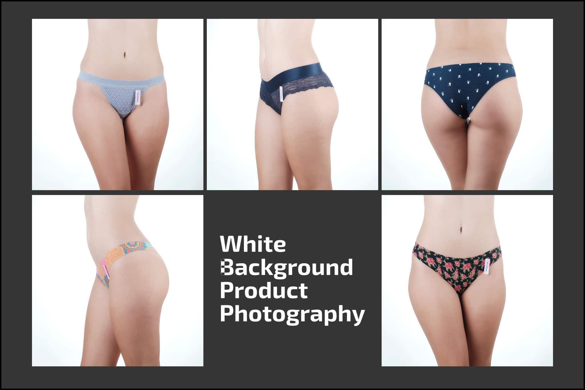 White Background Product Photography